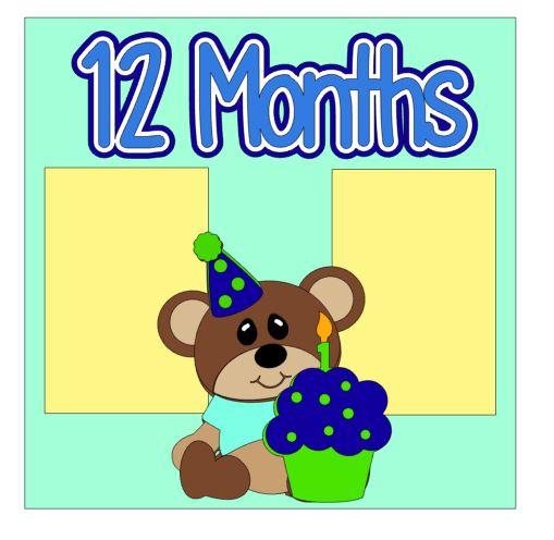 12 Months Add On Kit Boy
