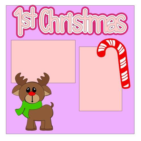 1st Christmas Add On Girl