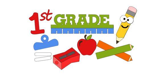 1st Grade Cutouts