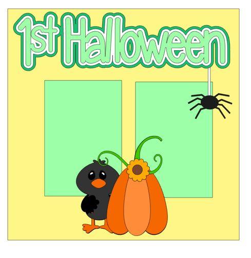 1st Halloween Add On Neutral