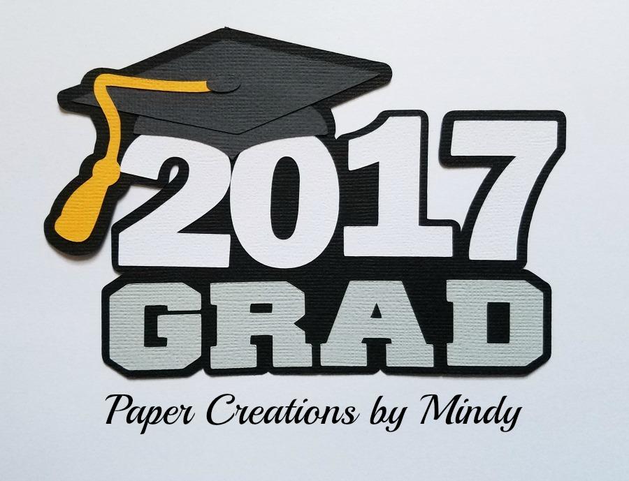 Grad 2017 Title Paper Piecing