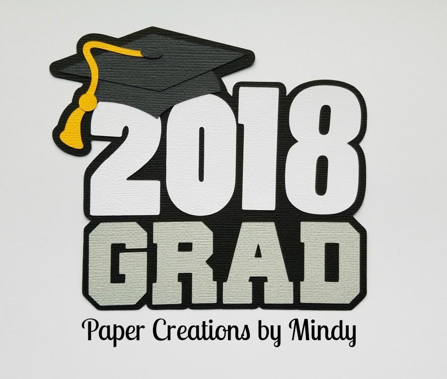 2018 Grad Title Paper Piecing