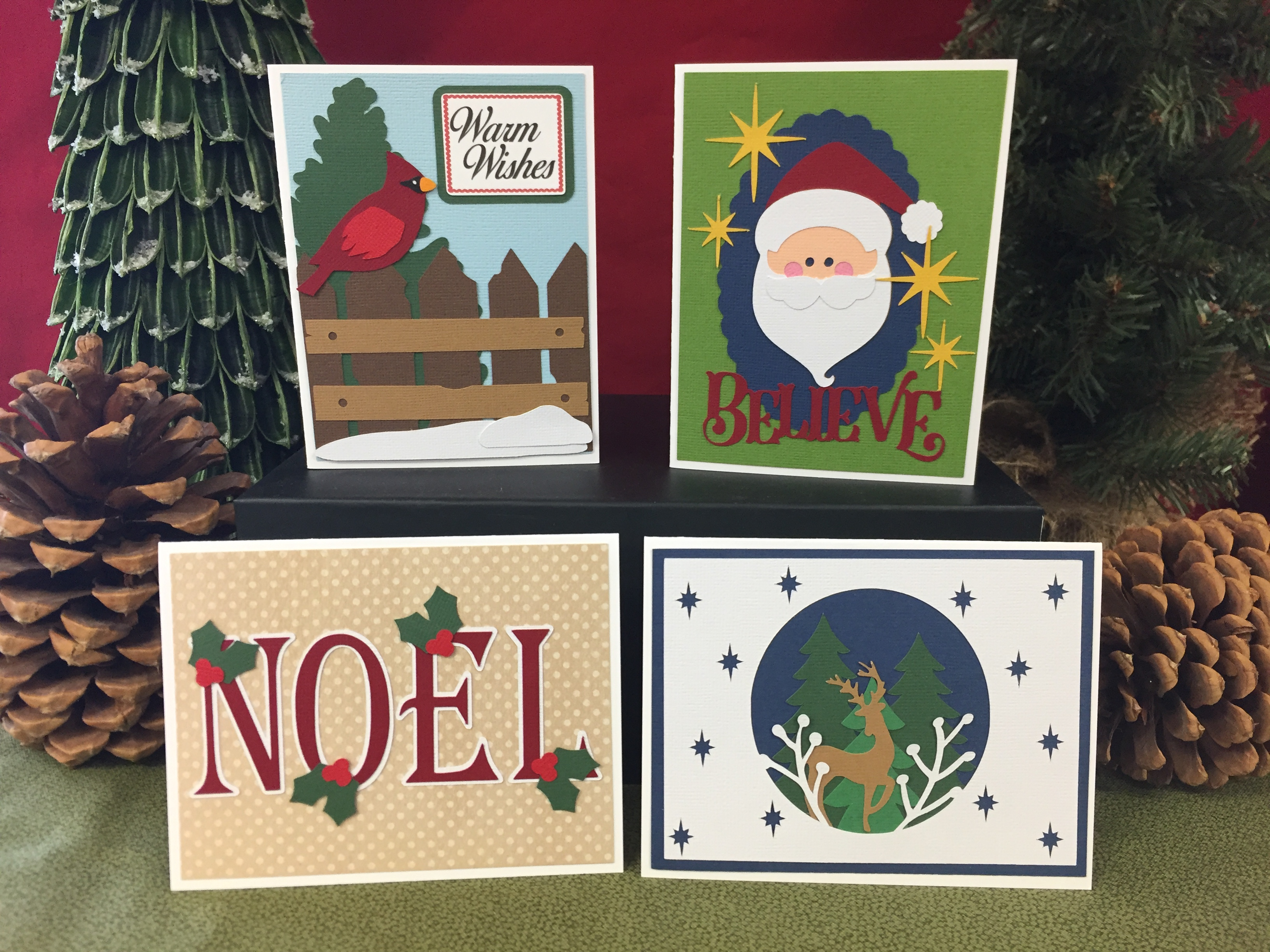 Christmas 2019 Card Kit
