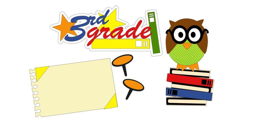 3rd Grade Cutouts