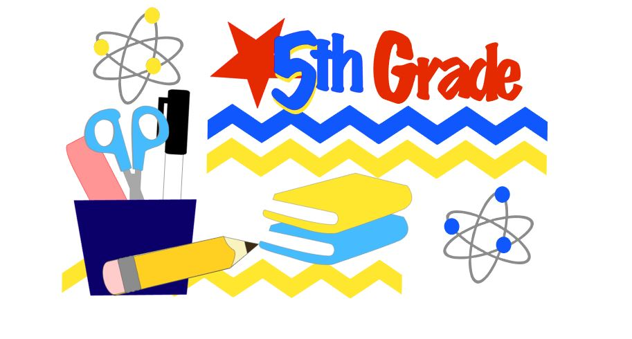 5th Grade Cutouts