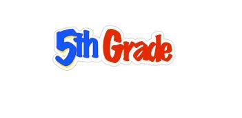 5th Grade Title