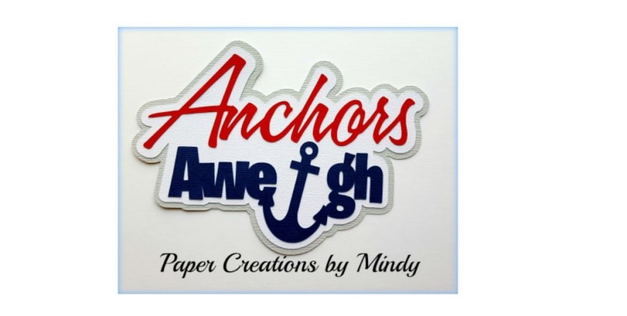 Anchors Aweigh Paper Piecing