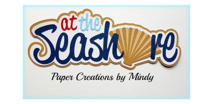 At The Seashore Paper Piecing