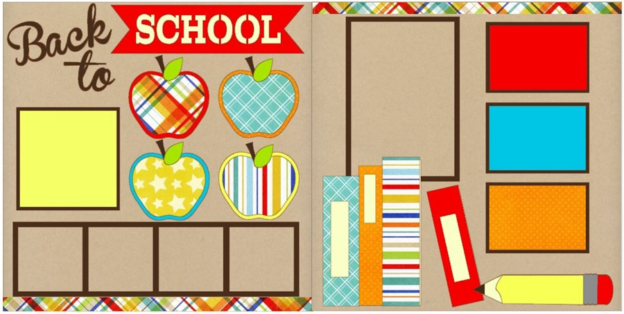 Back to School CC Deluxe Kit