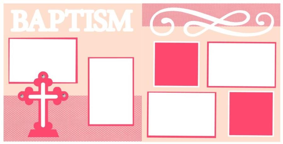 Baptism Pink