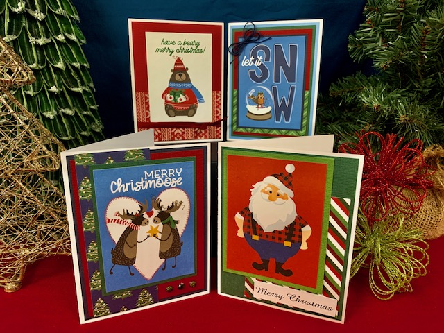 Christmas Fun Card Kit