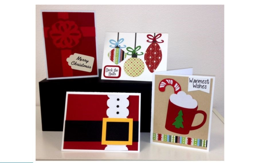 Christmas Traditional Card Kit