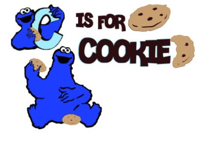 C Is For Cookie Cutouts