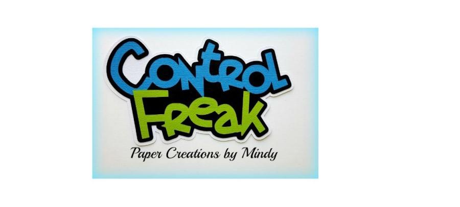 Control Freak Paper Piecing