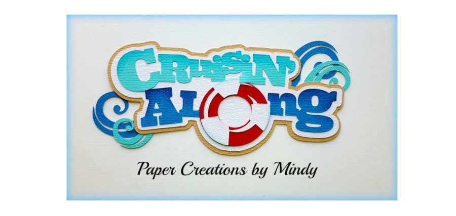 Cruisin Along Paper Piecing