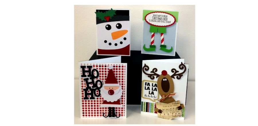 Christmas Cute Card Kit