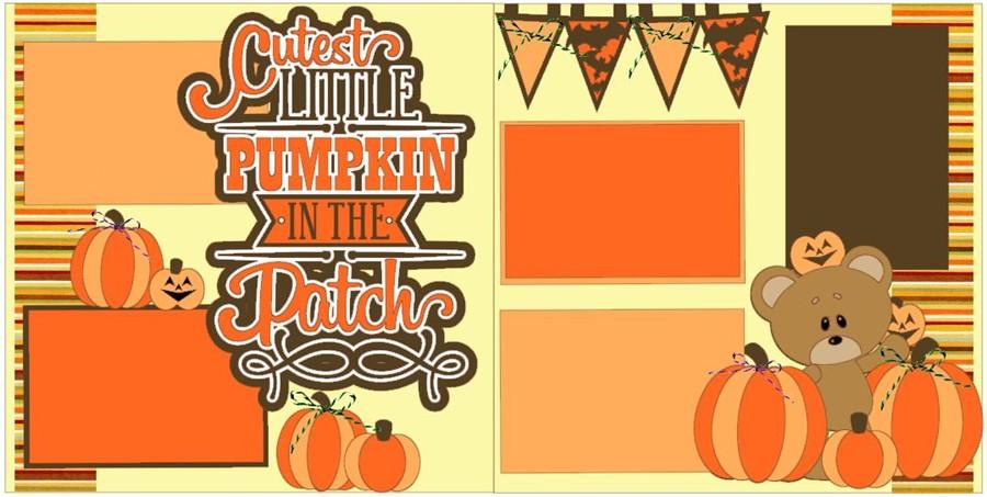 Cutest Little Pumpkin Deluxe