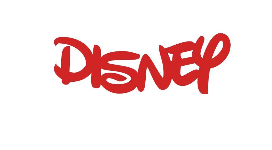 Disney Title Cutout