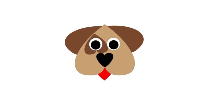 Dog Valentine Kit Qty 10