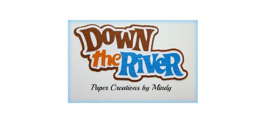 Down The River Paper Piecing