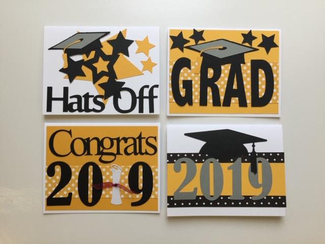 Grad Card Kit 2019