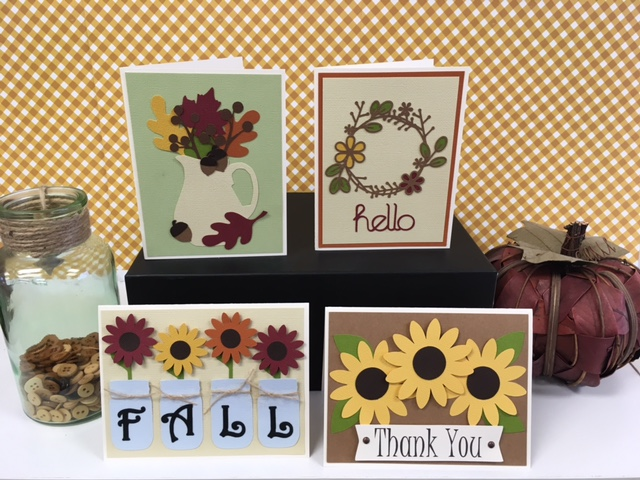 Fall Card Kit 2017