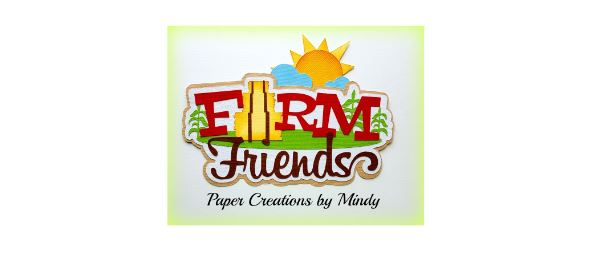Farm Friends Paper Piecing