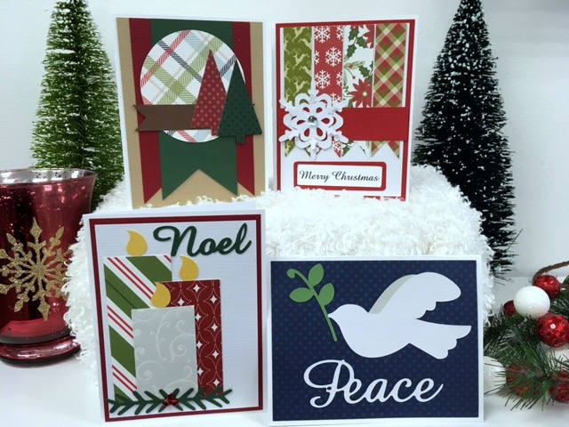 Festive Christmas Card Kit
