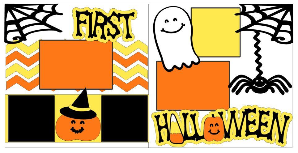 First Halloween 0815