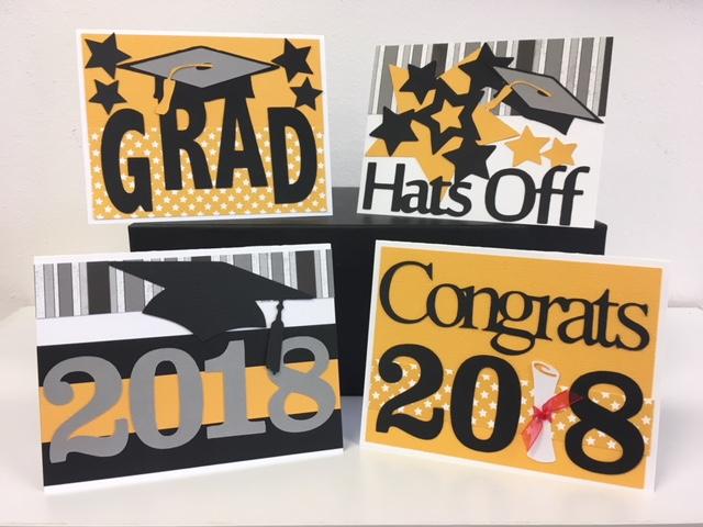 Grad Card Kit 2018