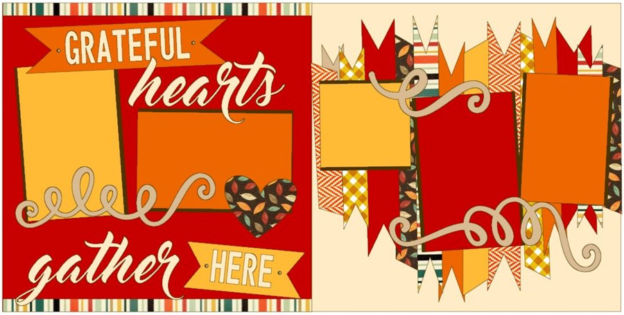 Grateful Hearts CC Deluxe Kit