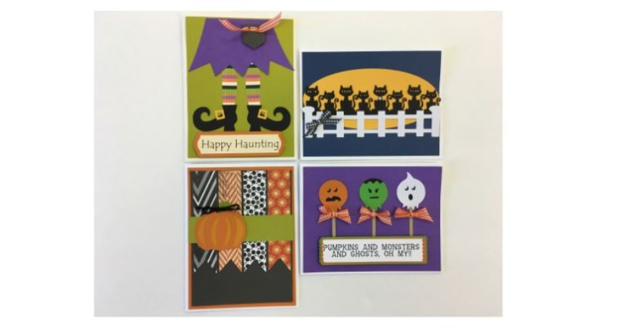Halloween Card Kit