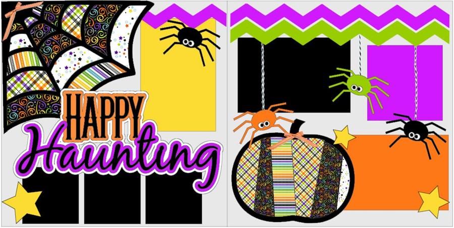 Happy Haunting CC Deluxe Kit