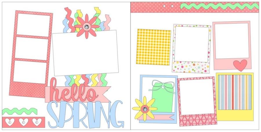 Hello Spring CC Deluxe Kit