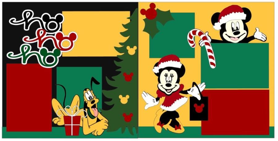 Ho Ho Ho Disney