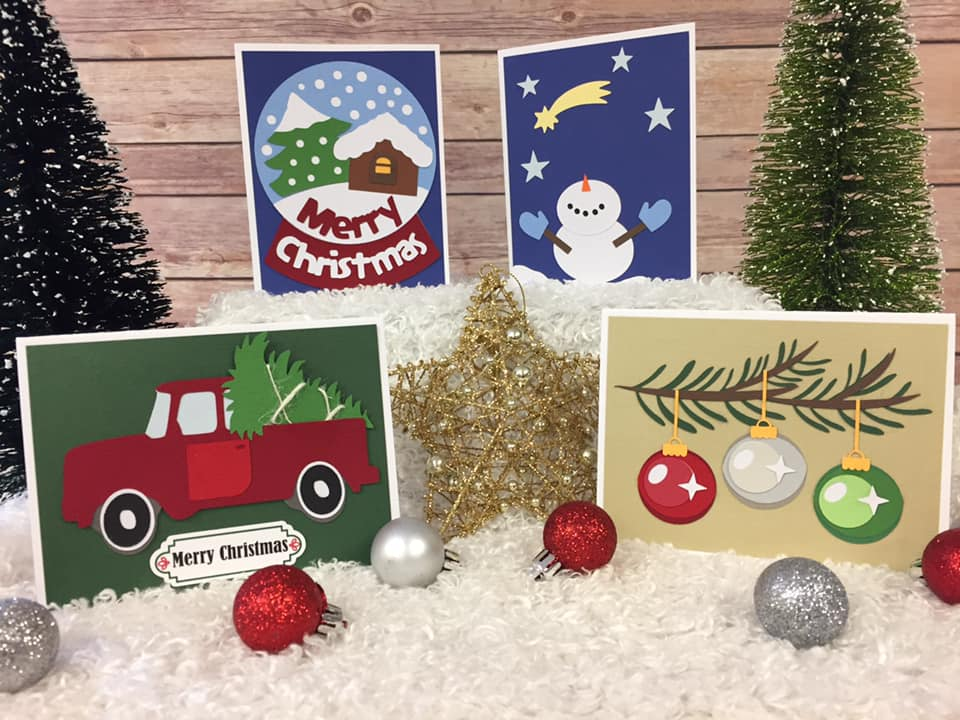 Holiday Fun Card Kit