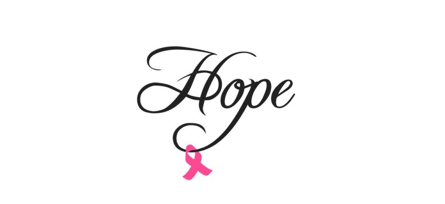 Hope Title Pink
