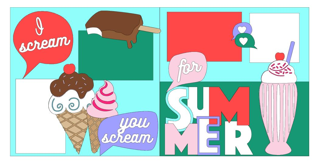 I Scream You Scream for Summer