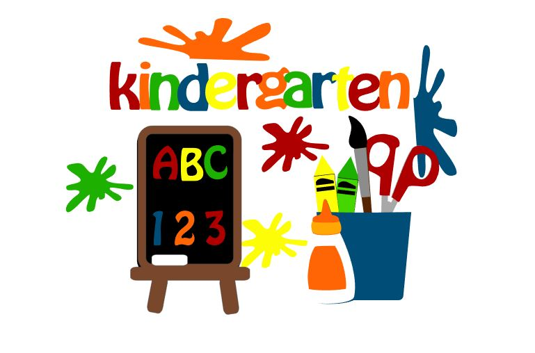 Kindergarten Cutouts