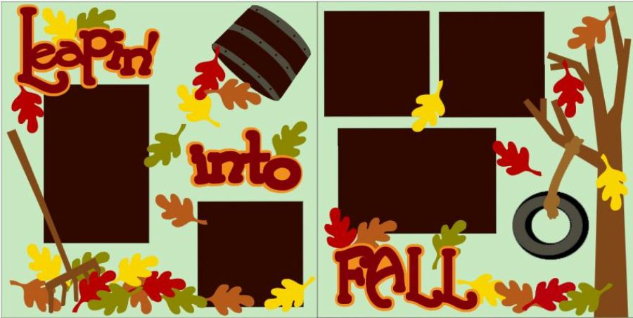 Leapin Into Fall