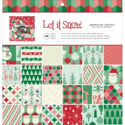 AC Let It Snow Paper Pack