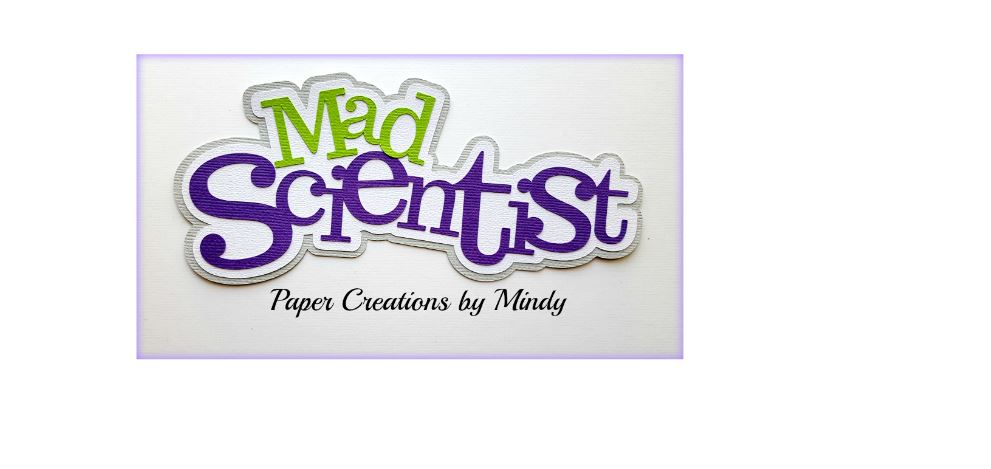 Mad Scientist Paper Piecing