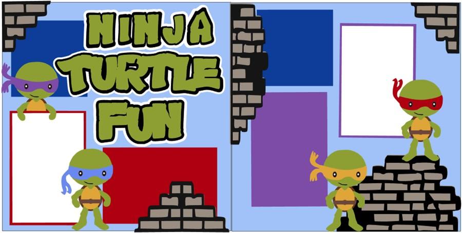 Ninja Turtle Fun