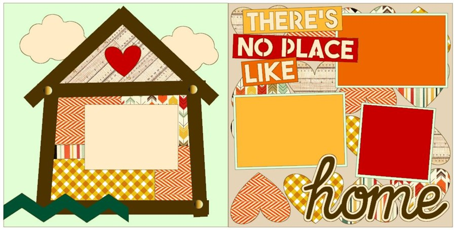 No Place Like Home CC Deluxe Kit