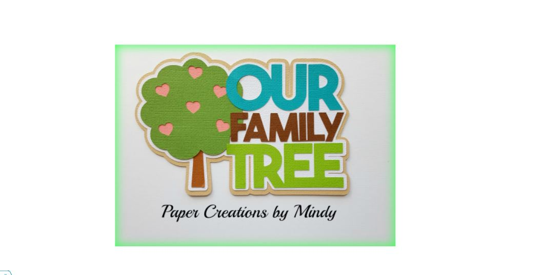 Our Family Tree Paper Piecing