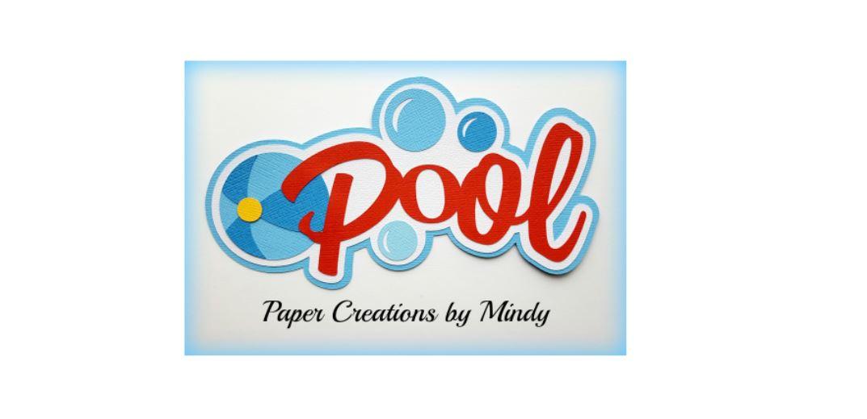 Pool Paper Piecing