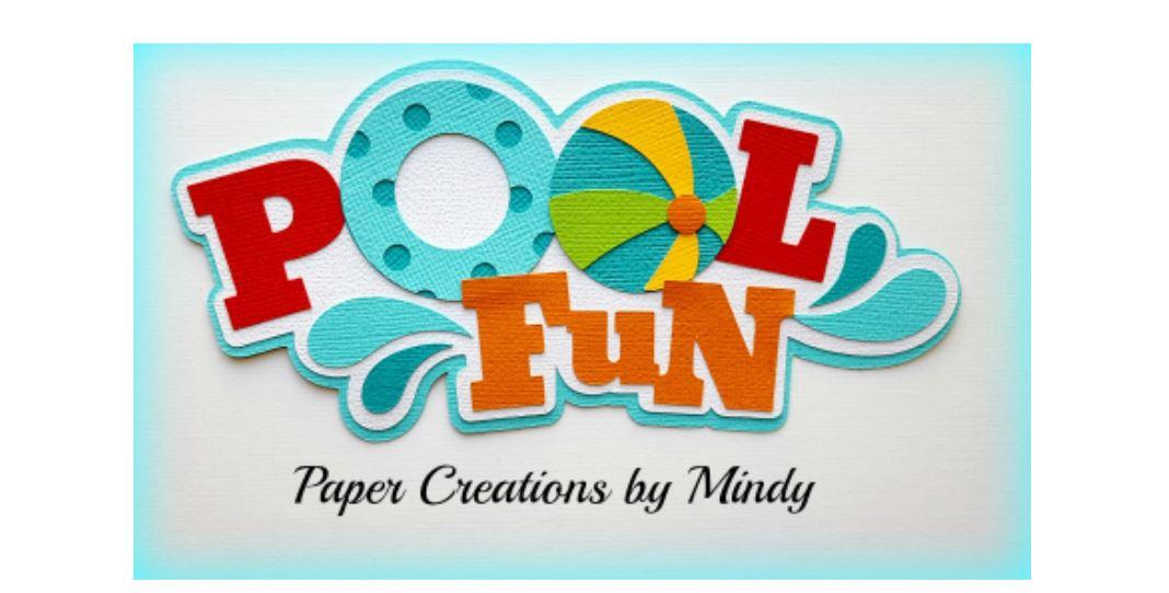 Pool Fun Paper Piecing