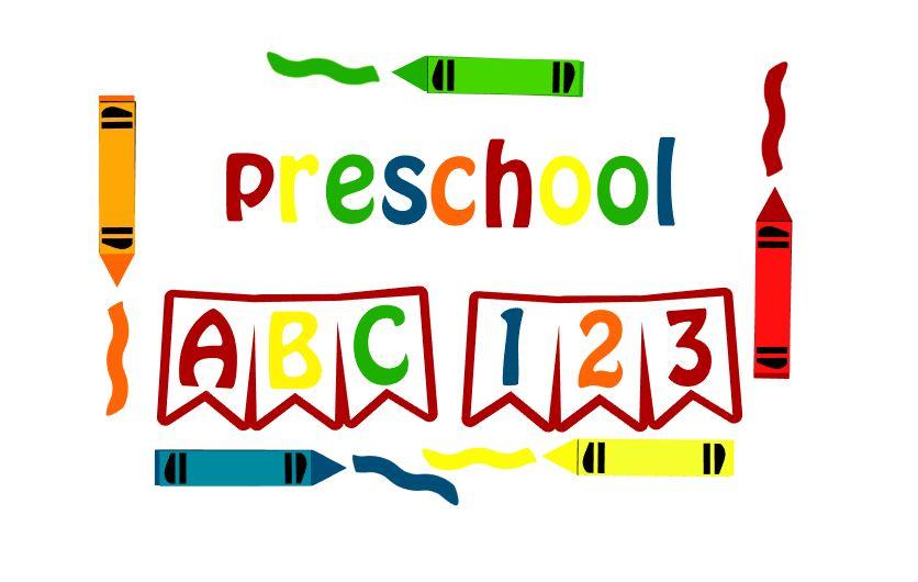 Preschool Cutouts