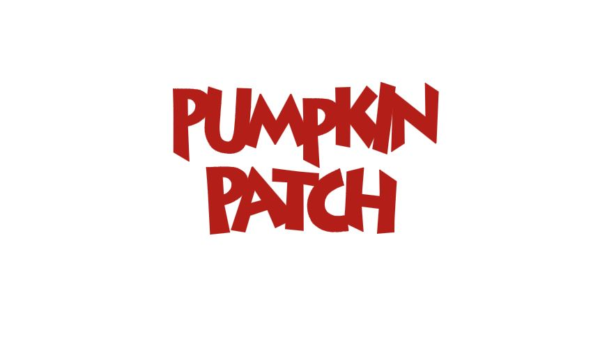 Pumpkin Patch Title Cutout
