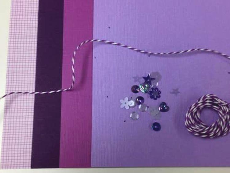 Purple Color Bundle